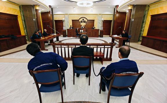 A Kúria fenntartotta a lúgos orvos 11 éves szabadságvesztés-büntetését
