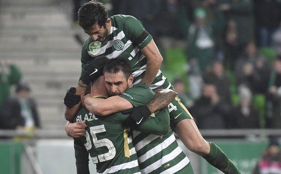 Döntetlent játszott Zágrábban a Ferencváros