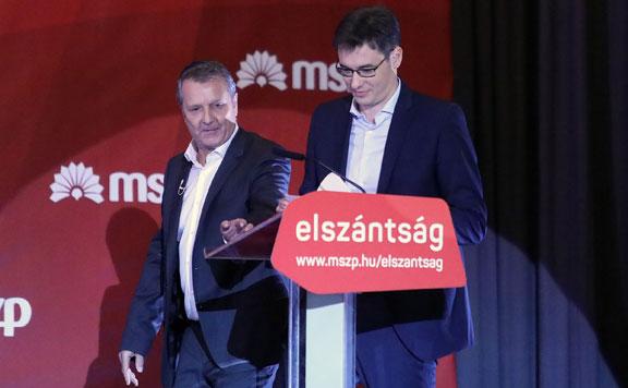 Molnár Gyula és Karácsony Gergely 20180312