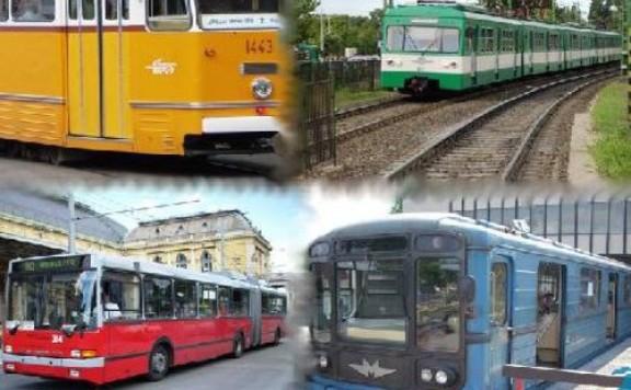 Változik a közösségi közlekedés menetrendje a nemzeti ünnepen