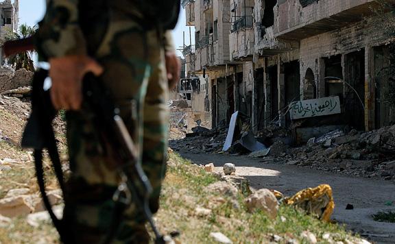 Szíria eltökélte, hogy feltartóztatja a török támadást