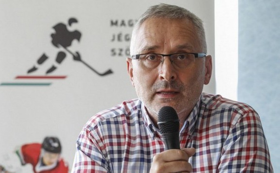 Such György maradt a Magyar Jégkorong Szövetség elnöke