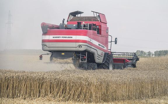 Európában a második legnagyobb növekedési ütemű a magyar mezőgazdaság