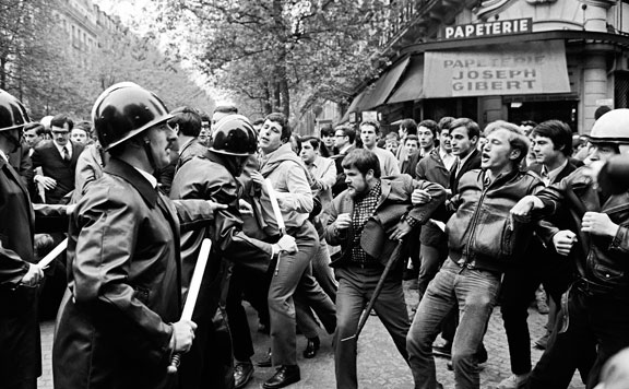 Boulevard Saint Michel 1968 20180504