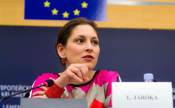 Járóka Líviát jelölik az EP egyik alelnökének