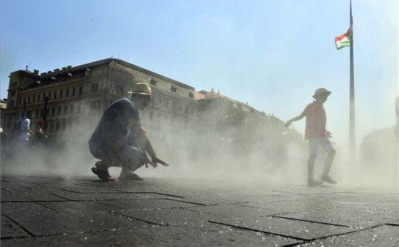 Több mint 1 Celsius-fokkal nőtt az évi középhőmérséklet Magyarországon 1901-től