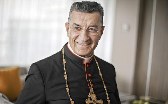 Béchara Boutros al-Rai 20180823