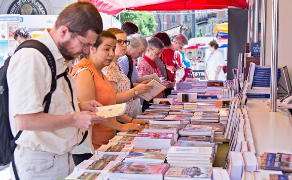 Hamarosan indul a 26. Budapesti Nemzetközi Könyvfesztivál
