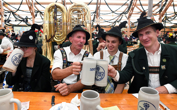 Elmarad az idei müncheni Oktoberfest