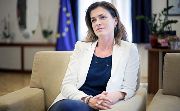 Varga Judit: Brüsszel bevándorláspárti többsége el akarja tagadni a migrációs nyomás adatait