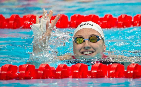 Hosszú Katinka újabb két aranyérmet nyert Kínában