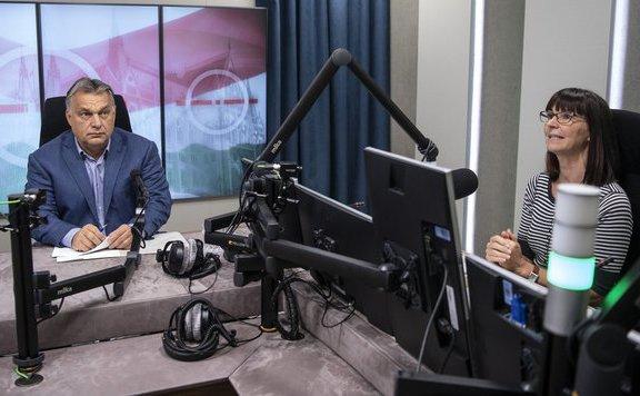 orbán rádió 2018 október