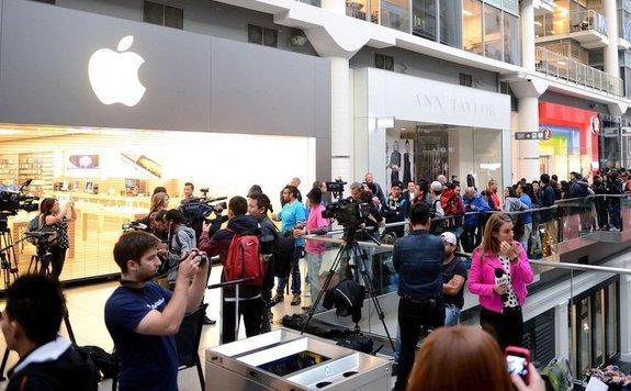 Ismét növekedési pályára állt az Apple