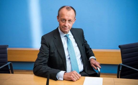 Ismét megpályázná a német CDU elnöki tisztségét Friedrich Merz