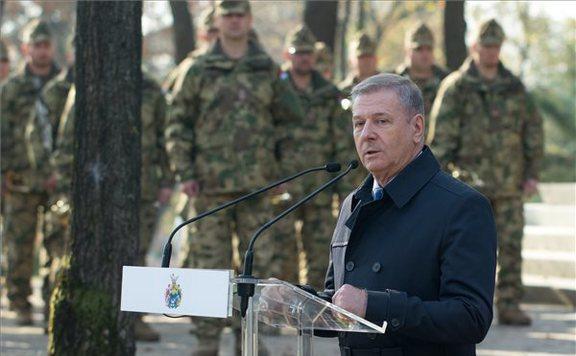 Benkő: Kiemelt cél, hogy külföldi képzéseken is részt vegyenek a katonák