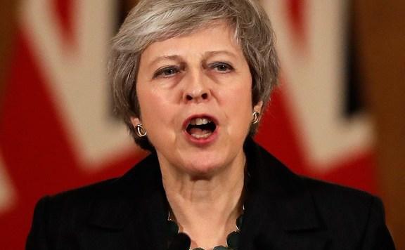 Brexit:  Theresa May június 30-ig terjedő halasztást kért