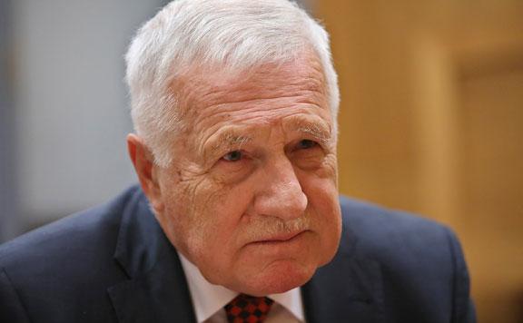Václav Klaus 20181212