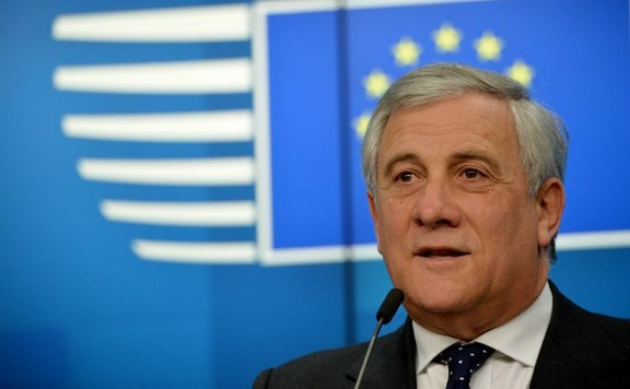Tajani: Az Európai Parlament a csúcsjelölti rendszert támogatja