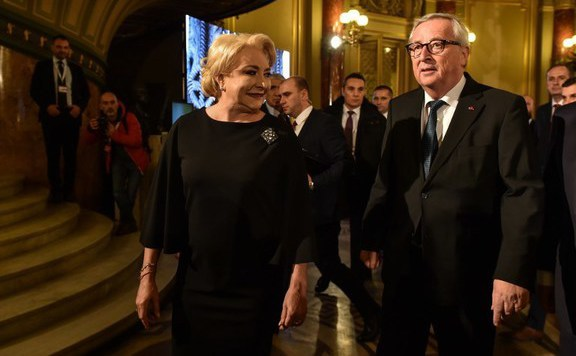 Viorica Dancila miniszterelnök lesz a román szociáldemokraták elnökjelöltje