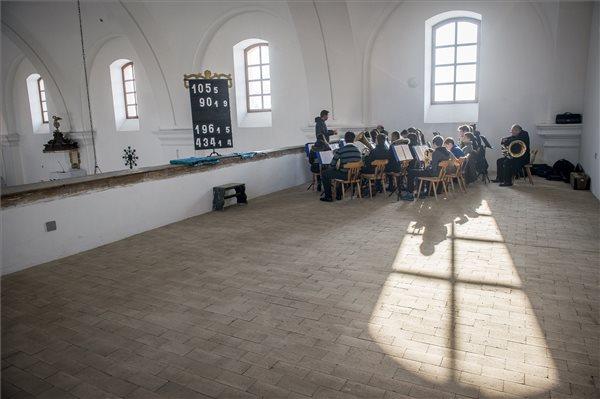 solti református templom