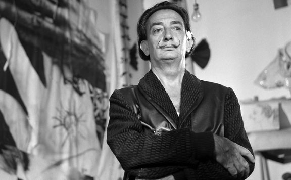 Salvador Dalí 20190112