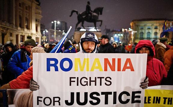 Románia 20190112