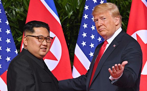Trump: Kim nem fogja megszegni ígéreteit