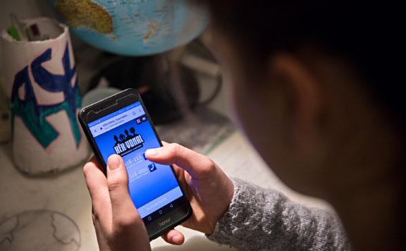 A gyermekek internetes kiszolgáltatottsága ellen jött létre együttműködés