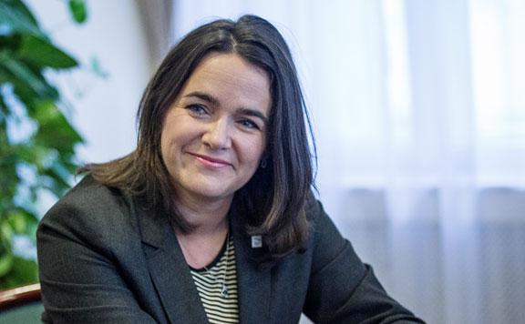 Novák Katalin: Minden felelősen vállalt magyar gyermek kincs