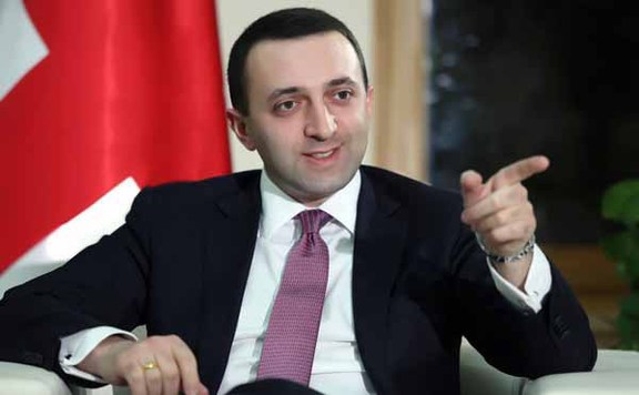 Irakli Garibasvili grúz miniszterelnök