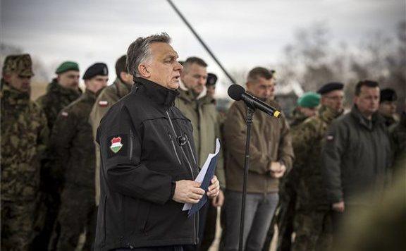 Orbán NATO
