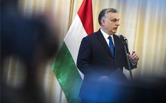 Orbán Viktor: Az ukrán-magyar kapcsolatok fejlesztésén munkálkodunk