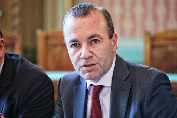 Weber: Az EP-választás után új esély nyílhat a menekültkérdés rendezésére