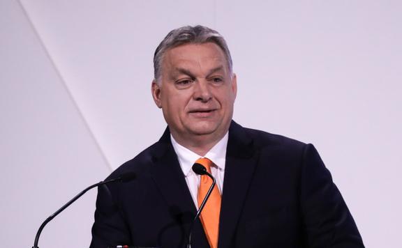 Orban received CDU deputies