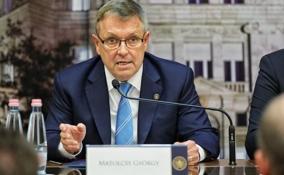 Matolcsy György: Kína nem egy buborék, nem fog kipukkadni