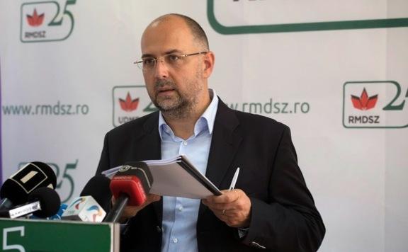 Az RMDSZ támogatna egy bizalmatlansági indítványt a kormánnyal szemben