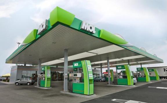 MOL benzinkút 2