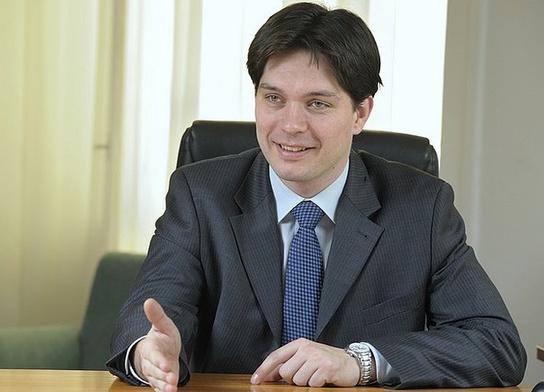 Balog Ádám MNB alelnök